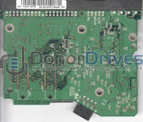 WD IDE 3.5 PCB WD2500JB-00GVC0 2061-701265-200 AH