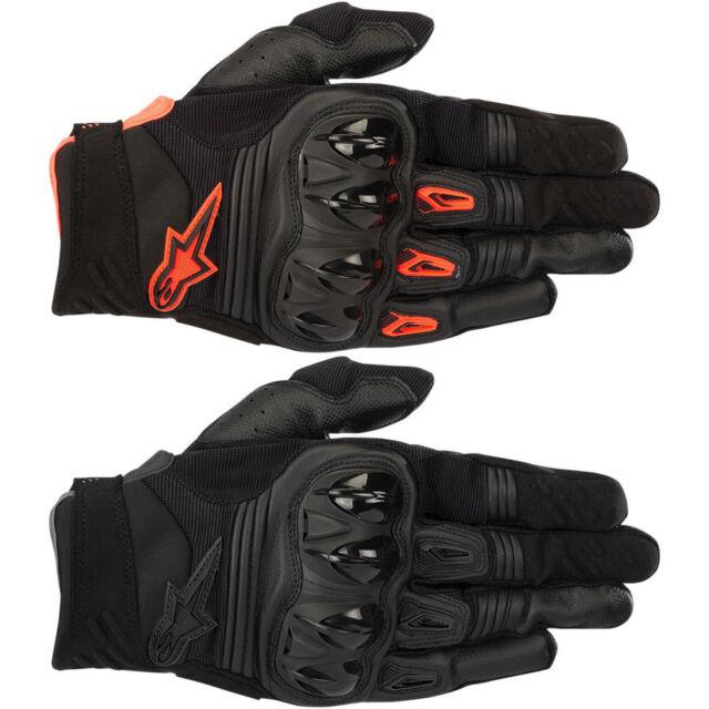 Alpinestars Black 2018 Megawatt MX Gloves