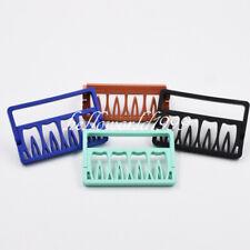 4x Dental Endodontic Files Drills Root Canal Stand Holder Dispenser Organizer