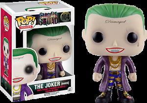 Funko Pop Heroes Suicide Squad 104 The Joker Boxer Vinyl Figure Fast Post Ebay