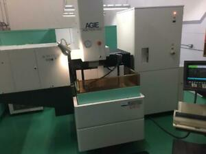 AGIE EDM Sinker with C-Axis, Model: AGIETRON 150C,   Year: 1994,Control: AGIEMATIC-T Canada Preview