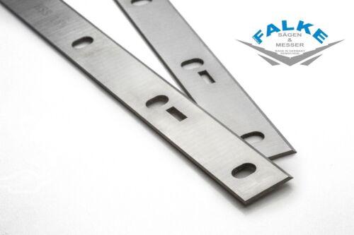 2 Stück Zipper ZI-HB305 Abricht /& Dickenhobel Hobelmesser 310x22x1,8mm