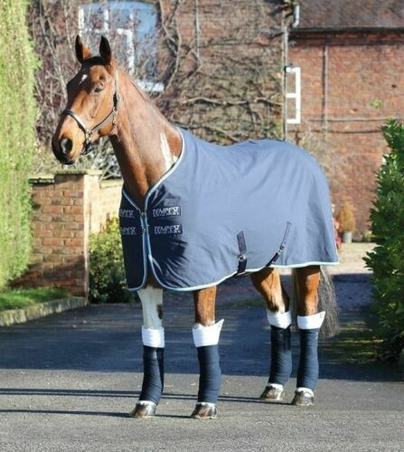 *CLEARANCE* Shires Tempest Original Stable Sheet Navy /& Red
