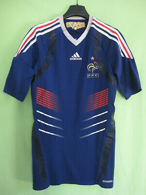 Maillot Equipe France Adidas 2010 Techfit Limited Edition