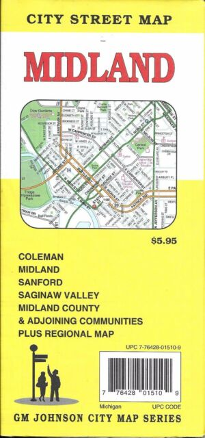 City Street Map of Midland, Michigan, by GMJ Maps on city highway maps, city food maps, print city maps, local city maps, new york city maps, city map of illinois cities, metro city maps, city of jefferson city tennessee, city of temple tx maps, city of youngtown az map, city walking map boston, neighborhood maps, city lot maps, city streets of fort collins, road maps, city tourist maps, city state maps, city place maps, city of simi valley maps, city background,