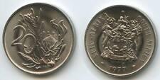 G3148 - Südafrika 20 Cents 1977 KM#86 UNC Erhaltung Suid-Afrika South Africa