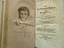 Literatur, E.T.A. Hoffmann Nachlass, E.T.A. Hoffmann, Literatur vor 1900