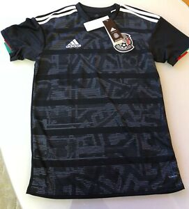 Details about Adidas Men's Mexico 19/20 Home Soccer Jersey NEW DP0206 MSRP $90
