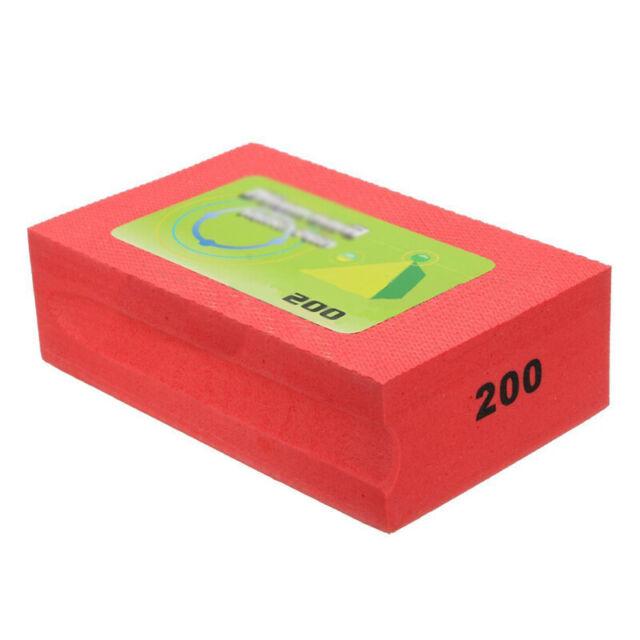 60//200//400//1800//3500 Grit Professional Single Diamond Hand Foam Polishing Pad A