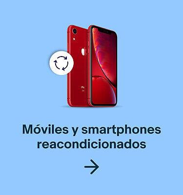Móviles y smartphones reacondicionados
