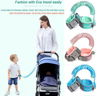 Diono SURE STEPS Child//Toddler Walk Harness//Reins//Wrist Strap Sunshine Kids BN