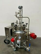 Glacier Stainless Steel 145l Tank With Heating Element Amp Gauges Explosion Proof