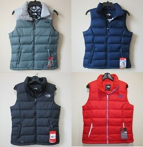 927514a245 The North Face Women s Nuptse 700 Fill Goose Down Vest