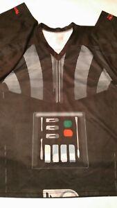VINTAGE-ORLANDO-SOLAR-BEARS-Star-Wars-Darth-Vader-HOCKEY-JERSEY-BY-Holns-Medium
