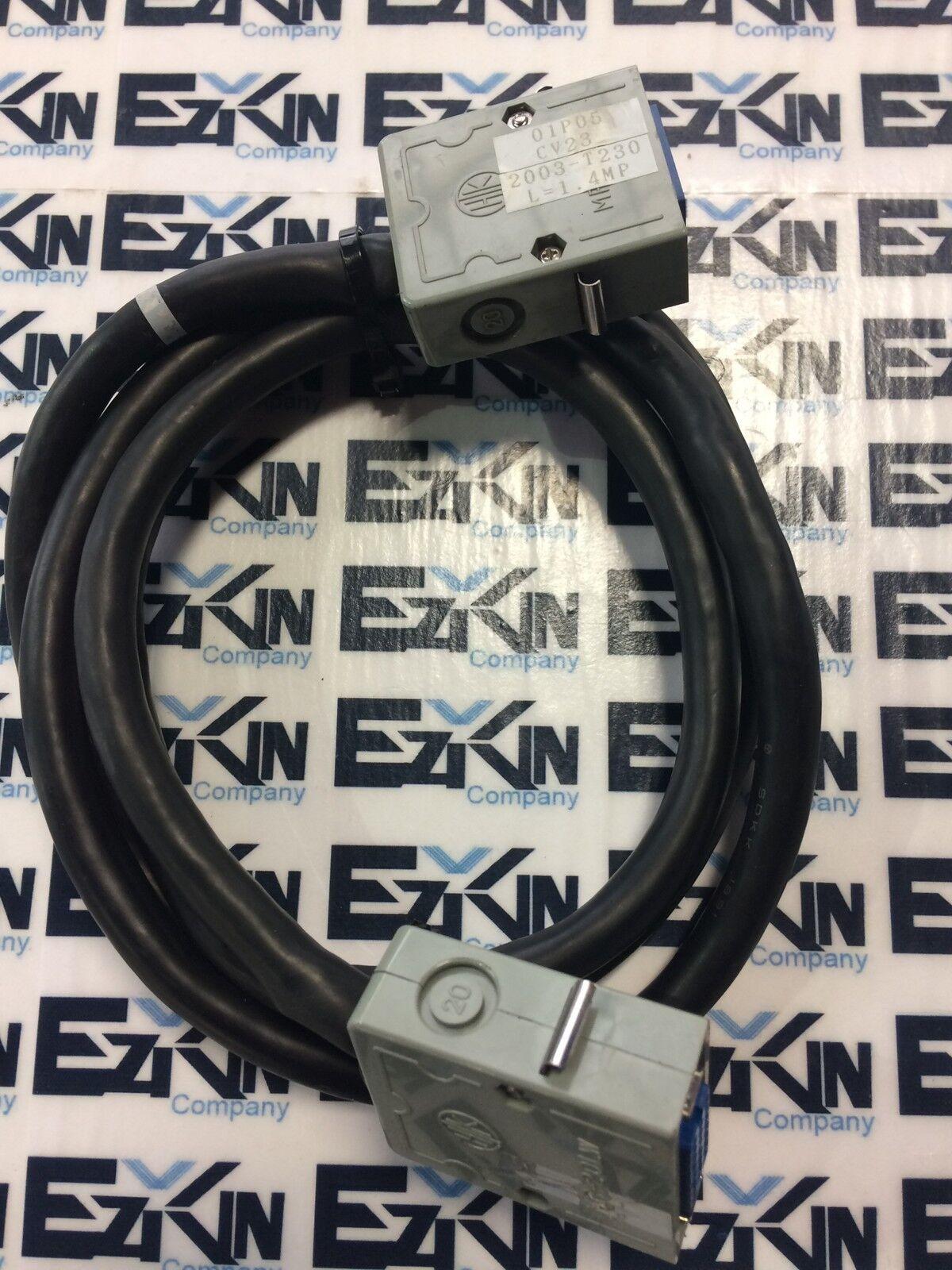 FANUC CABLE 2003-T230 L=1.4MP   AMP3-CN1