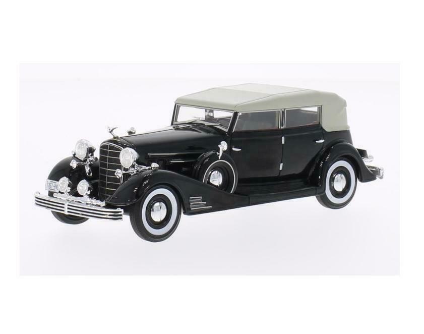 Illac Fleetwood Allweather Phaeton 1933 Blac 46640 Neo 1 43 Neuf dans une boîte