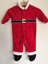 Baby fancy dress Santa Christmas, boy, girl - 6 months - Costume  (29)