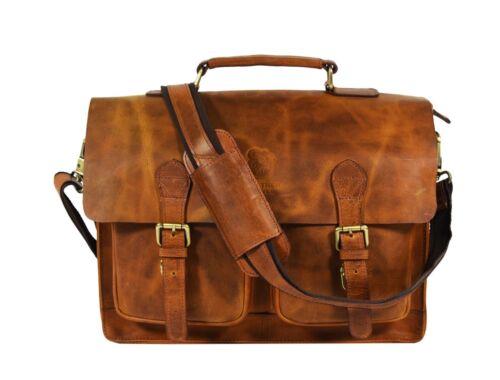 en portable Sacoche de ordinateur cuir bandoulière pour sac à pour messager 80XwnkPO