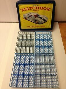 La-serie-Vintage-1968-oficial-Matchbox-Lesney-48-coche-caja-de-coleccionista
