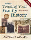 Collins Tracing Your Family History by Anthony Adolph (Hardback, 2008)