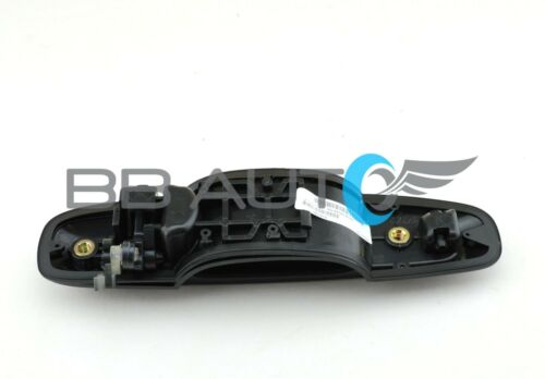 NEW RH Front or Rear Outside Door Handle Black For 1999-2004 Tracker Vitara