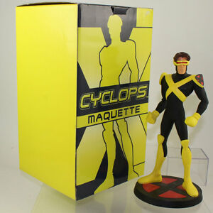 Cyclops-Maquette-Statue-Hard-Hero-Marvel-X-Men-Evolution-Animated-Factory-Sealed