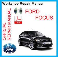 manuale officina hummer h3 my 2007 2010 workshop manual teckbook rh ebay co uk ford focus rs mk3 service manual ford focus 3 workshop manual
