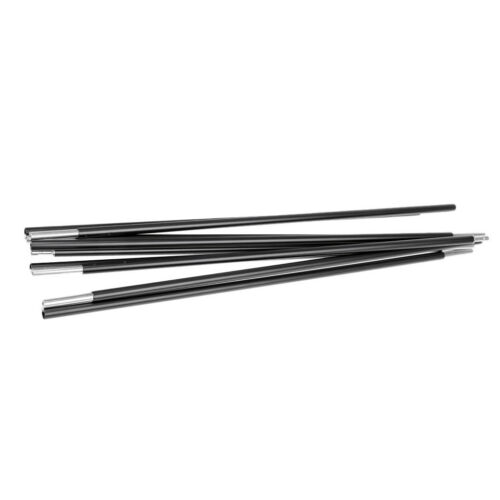 Lightweight Aluminum Alloy Tent Pole Rod Bar 9 Sections 360cm Φ8.5mm