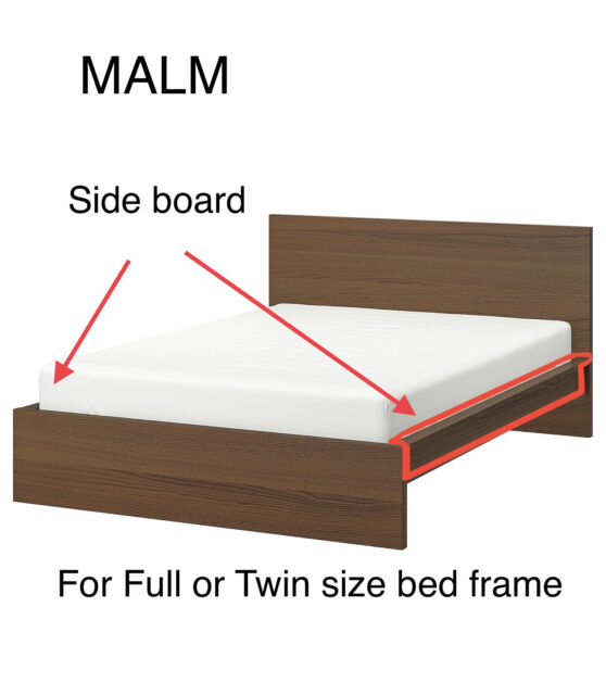 Ikea Songesand Bed Frame Brown Twin 103 725 61 For Sale Online Ebay