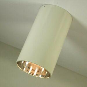 ERCO-Decken-Leuchte-Vintage-Architectual-Tube-Design-60er-Jahre-Quintessence