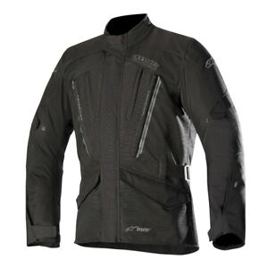 Alpinestars-Volcan-Drystar-Veste-Moto-Textile-Noir