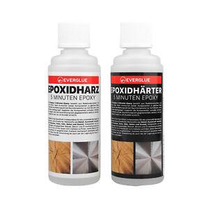 5-min-rapidamente-2k-adhesivo-epoxida-200g-2x100g-epoxydharzkleber-Yuki-Model