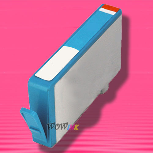 1 Non-OEM New Cyan Ink Alternative for HP 564XL Photosmart D5445 D5460 C510a