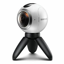 NEW - NEVER OPENED - Samsung Gear 360 Camcorder -  White