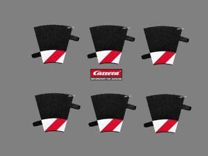 Carrera-Digital-132-124-Evol-Innenrandstreifen-Kurve-1-30-6-Stueck-20590