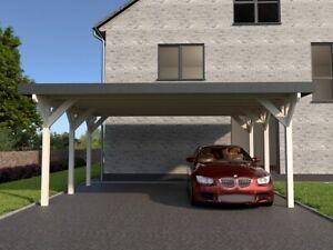 Kvh Holz Preise Pro M3 : kvh holz carport 600x500 cm 6x5 m doppelcarport flachdach ~ A.2002-acura-tl-radio.info Haus und Dekorationen