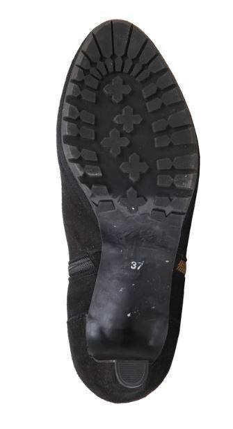 Versace V1969 THEA schwarz Echtleder Stiefelette Pumps Schuhe Gr Gr Gr 38 39 41 923a5a