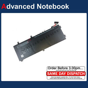 Genuine-Dell-RRCGW-Battery-For-XPS-15-9550-Precision-5510-Series-M7R96-62MJV