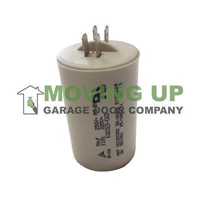 Chamberlain Craftsman LiftMaster Garage Door Opener Capacitor 53-64 Mfd 30B363