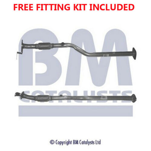 Fit with HYUNDAI COUPE Exhaust Connecting Link Pipe 50138 1.6 Fitting Kit Inclu