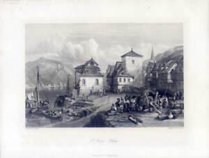 St-Goar-Stahlstich-1841