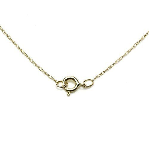 Details about  /Pendant Necklace 14k Yellow Gold 8-8.5mm White Freshwater High Luster Pearl 18/'/'