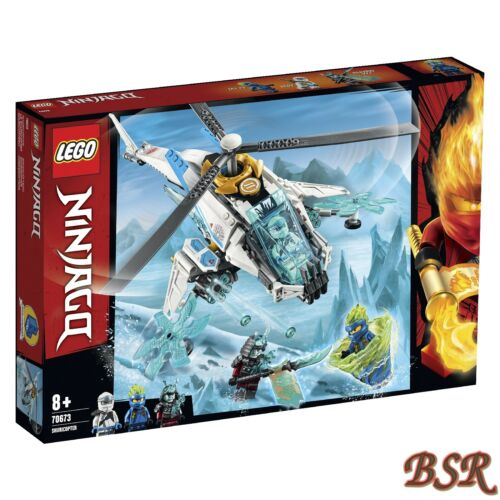70673 ShuriCopter /& 0.-€ Versand /& NEU /& OVP ! LEGO® Ninjago