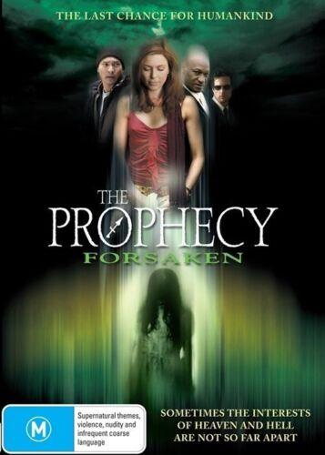 1 of 1 - Prophecy V: The Forsaken (DVD, 2012)