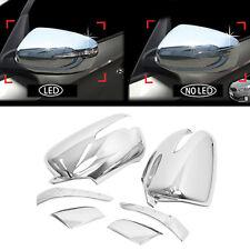 Chrome Side Mirror Cover Garnish Molding C483 For KIA 2013-2017 Rondo Carens