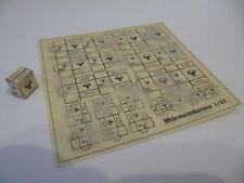 Wehrmachtkartons Kartons Kisten für Dioramen 1/35