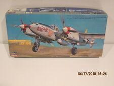 1988 HASEGAWA  LOCKHEED P-38 J/L LIGHTING MODEL 1/72-SCALE, F/SHIP NEW IN BOX!!