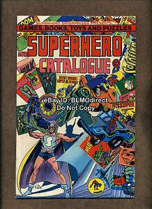 1977-The-Superhero-Catalog-Vol-1-5-VF-First-Print-Games-Puzzles-Marvel-Kubert