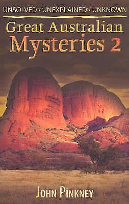 Great Australian Mysteries: Bk. 2 by John Pinkney (Paperback, 2006)