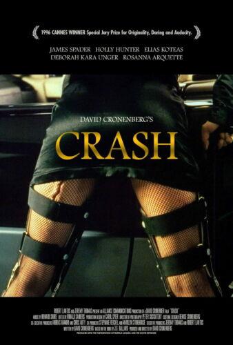 72748 CRASH Movie David Cronenberg Decor Wall Print POSTER